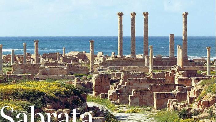 città sul rodano ricca di rovine romane