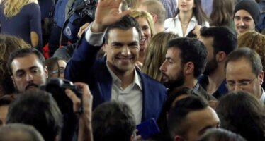 Spagna, il dilemma dei socialisti