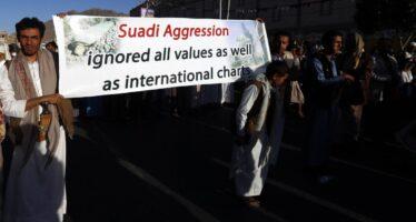 Riyadh risparmia al Qaeda ebombarda gli ospedali