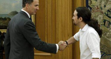 Podemos al re: «Governo socialista con Iglesias vicepremier»
