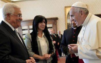 Vaticano-Palestina: in vigore l'accordo