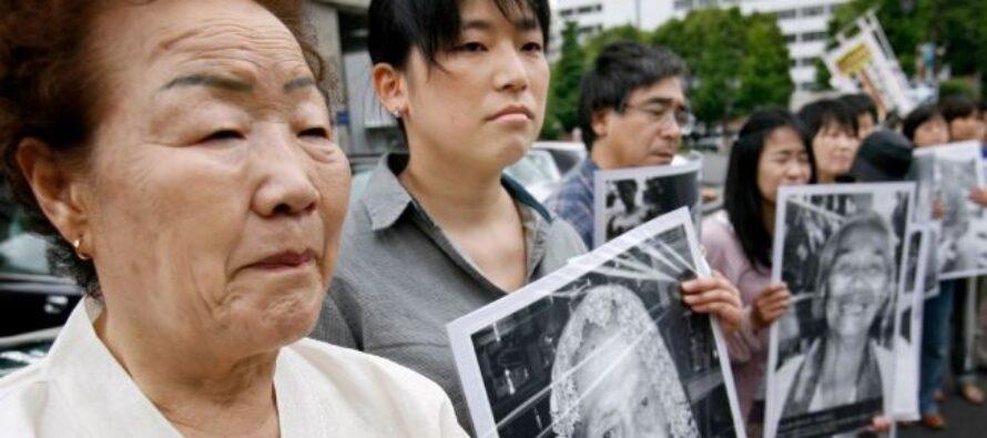 """El """"acuerdo"""" entre Japón y Corea del Sur con relación a las víctimas de prostitución forzada"""