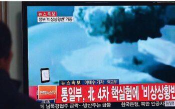 Pyongyang: altro lancio di missili. Seul fa un favore a Pechino e blocca il Thaad