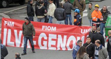Ilva di Cornigliano, gli operai bloccano eoccupano