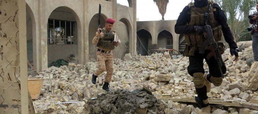 Tra Siria eIraq aparlare èla guerra