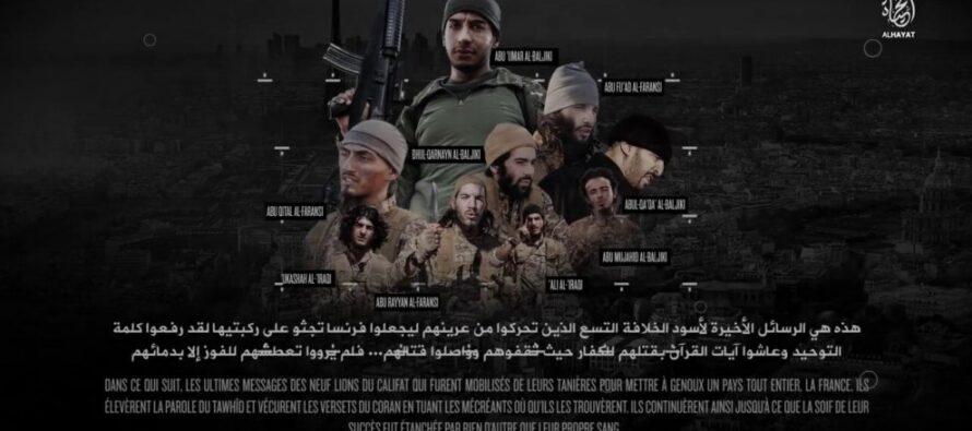 """Nel video del Califfato i killer del Bataclan """"Colpiremo Londra"""""""
