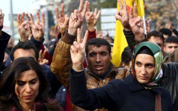 Offensiva 'schiacciasassi' di Ankara contro ikurdi