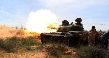 Libia, il piano della conquista