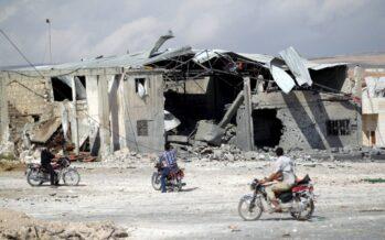 La fame dei siriani èstrumento di guerra