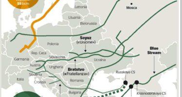 Nord Stream, un ruolo italiano nel gasdotto tra Russia e Germania