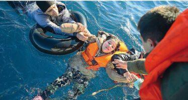 Morti 17 bambini La tragedia dell'Egeo