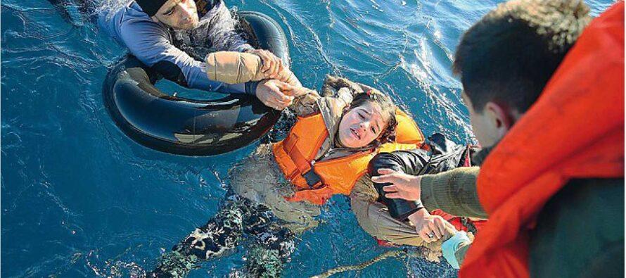 La strage dei bambini naufragio nell'Egeo Allarme dell'Unicef