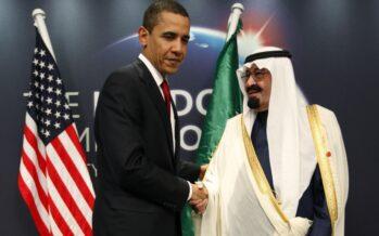 L'asse segreto Usa-Arabia Saudita