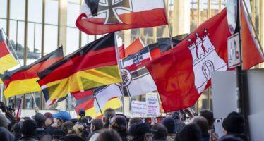 La tedesca Pegida raduna vicino Praga l'internazionale anti-islamica europea