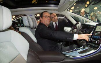 Emissioni sospette, crolla la Renault
