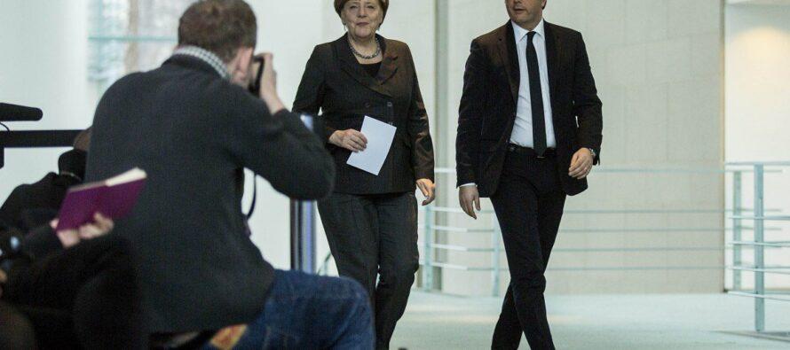 Renzi torna amani vuote