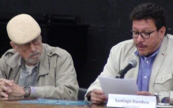"""Santiago Gamboa: """"Un romanzo è un processo di perdita"""""""