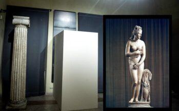Venere, Leda, Dioniso, quei nudi sensuali oscurati per non offendere