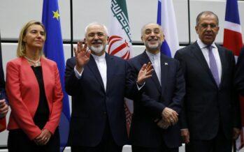 L'Iran libero dall'embargo
