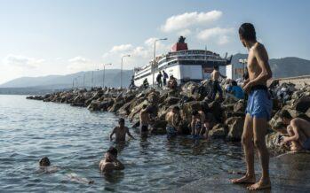 La «guardia di frontiera» Ue divide la Grecia dalla Turchia