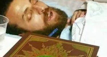 Mohammed al Qiq in fin di vita continua la sua lotta
