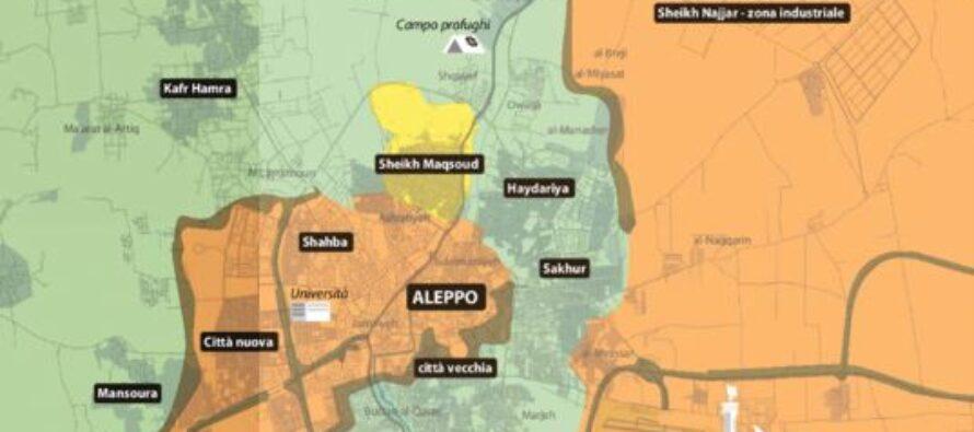 L'assedio di Aleppo