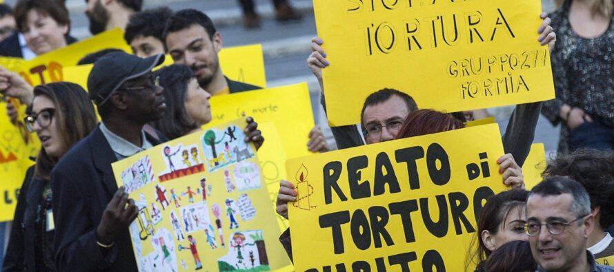 Il Consiglio d'Europa bacchetta l'Italia: «Sulla tortura legge inadatta»