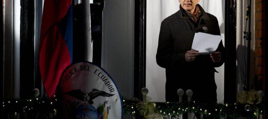 L'Onu si schiera con Julian Assange