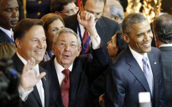 Barack Obama nell'isola che c'è