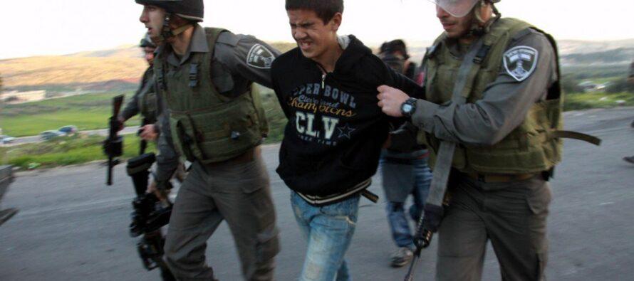 Amnesty: liberate i minori palestinesi in detenzione amministrativa