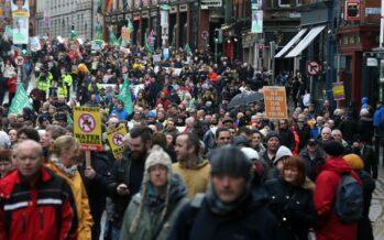 Irlanda al voto, un test sull'austerità
