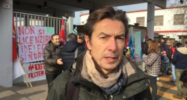 Luca rientra, 1 a zero per il sindacato