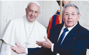 Il Papa vedrà il patriarca russo Svolta storica, con l'aiuto di Castro