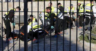 La svolta dell'Intifada