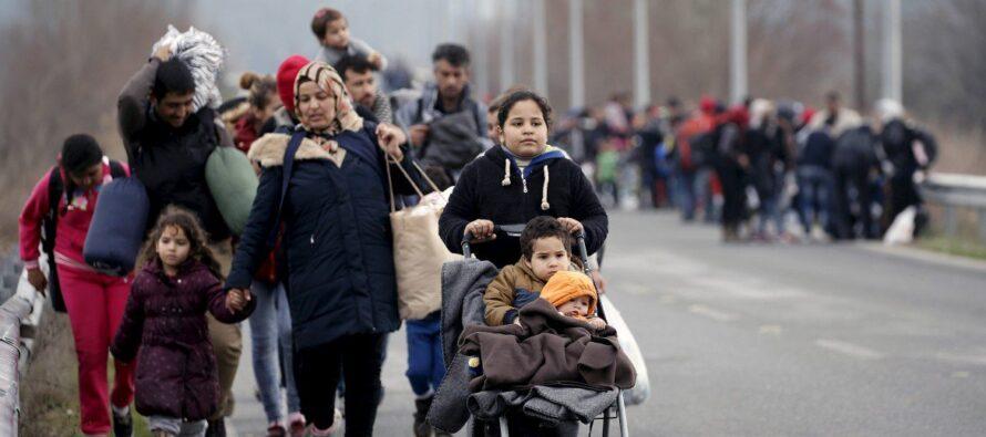 """L'EMERGENZA MIGRANTI E IL """"DEFICIT"""" DEMOCRATICO IN EUROPA"""