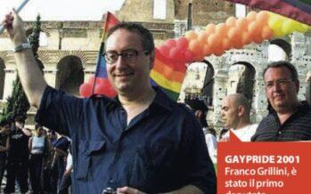 """Franco Grillini: """"La rivoluzione è iniziata quando ho convinto l'operaio metalmeccanico"""""""
