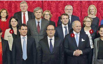 Tutti gli uomini di Hollande: Ecologisti, radicali e amici