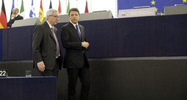 Italia – Europa, scontro totale