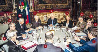 Intervento in Libia Ok a missioni segrete dei nostri corpi speciali