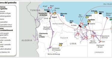 """Forze speciali francesi in Libia"" Azione a Bengasi"