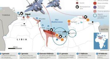 """Libia, raid americani sulla base dell'Is """"Uccisa la mente della strage al Bardo"""""""