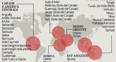 Offensiva Ue anti-multinazionali: tutti i dati on line
