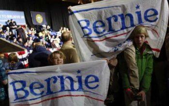 """In autobus con Sanders """"Riprendiamoci l'America"""""""