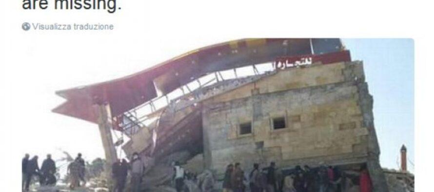 Scuole e ospedali bombardati in Siria Uccisi donne e bambini