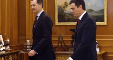 Spagna, il leader Psoe Sanchez accetta l'incarico «esplorativo»