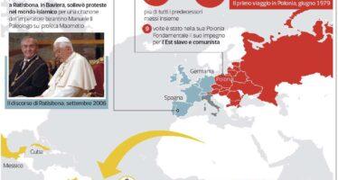 La «Chiesa in uscita» verso le periferie Così cambia la geopolitica del Vaticano