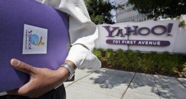 La parabola discendente di Yahoo