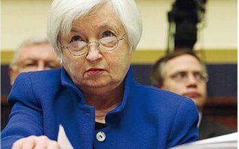La volata delle banche, Yellen placa i mercati