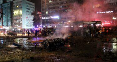 Autobomba ad Ankara: oltre 30 morti