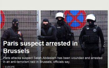 Dal confine francese al covo di Molenbeek i 120 giorni in fuga nel cerchio della jihad